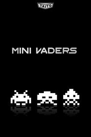 Mini Vaders