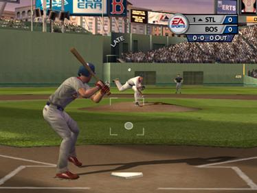 MVP Baseball 2005 - Screenshot - Gameplay