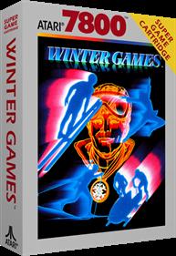 Winter Games - Box - 3D