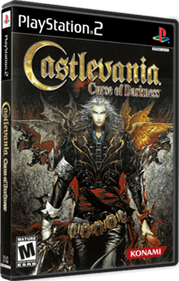 Castlevania: Curse of Darkness - Box - 3D