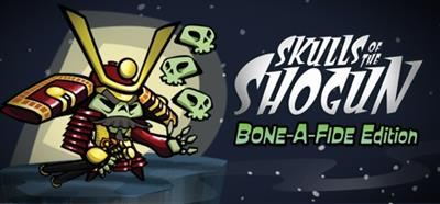 Skulls of the Shogun - Banner