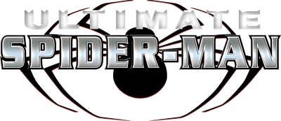 Ultimate Spider-Man - Clear Logo