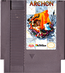 Archon - Cart - Front