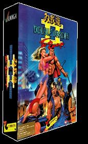 Double Dragon II: The Revenge - Box - 3D