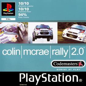 Colin McRae Rally 2.0 - Box - Front