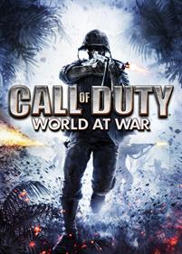 Call of Duty: World at War - Box - Front