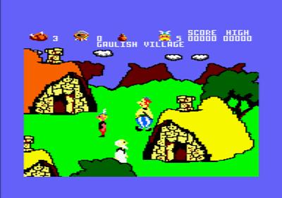 Astérix and the Magic Cauldron - Screenshot - Gameplay