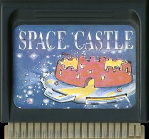 Space Castle - Cart - Front