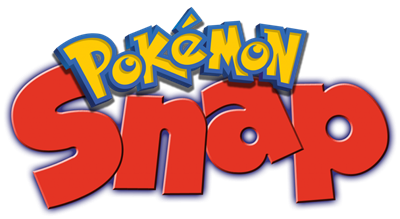 Pokémon Snap - Clear Logo