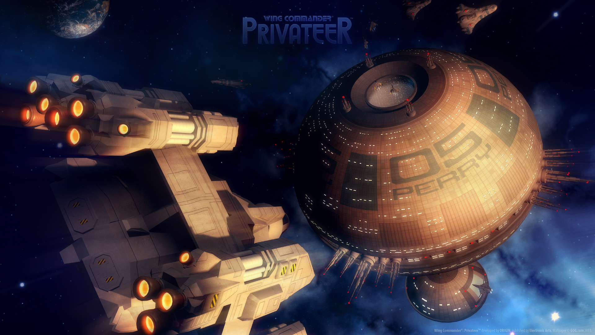 Wing Commander Privateer Details Launchbox Games Database