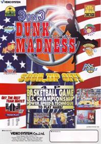 3 on 3 Dunk Madness