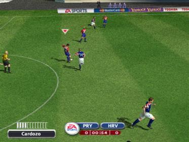 2002 FIFA World Cup - Screenshot - Gameplay