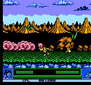 Joe & Mac - Screenshot - Gameplay