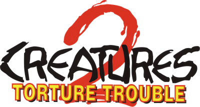 Creatures 2: Torture Trouble - Clear Logo