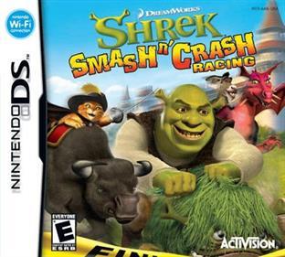 Shrek Smash n' Crash Racing