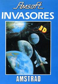 3D Invaders