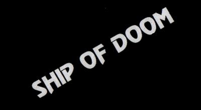 Adventure C: Ship of Doom - Clear Logo