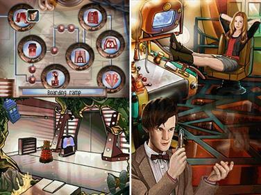 Doctor Who: Evacuation Earth - Screenshot - Gameplay