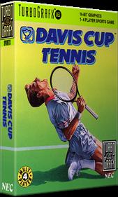 Davis Cup Tennis - Box - 3D