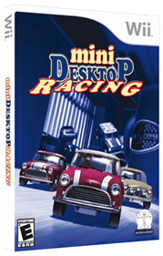 Mini Desktop Racing - Box - 3D