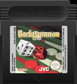Backgammon - Fanart - Cart - Front