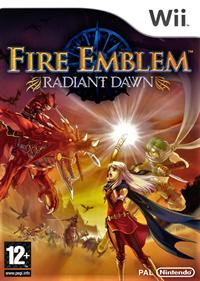 Fire Emblem: Radiant Dawn - Box - Front