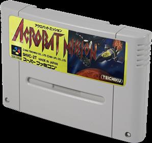 Acrobat Mission - Cart - 3D