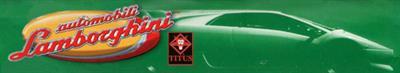 Automobili Lamborghini - Banner