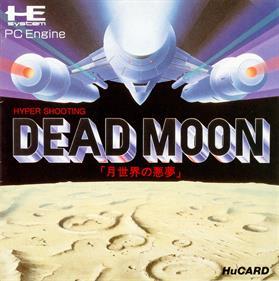 Dead Moon - Box - Front