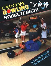 Capcom Bowling
