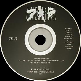 Akira - Disc