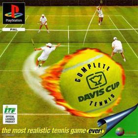 Davis Cup Complete Tennis