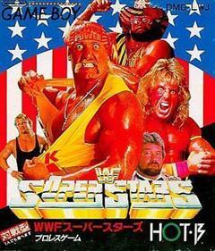 WWF Superstars 2 - Box - Front