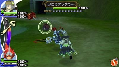 .hack//Link - Screenshot - Gameplay