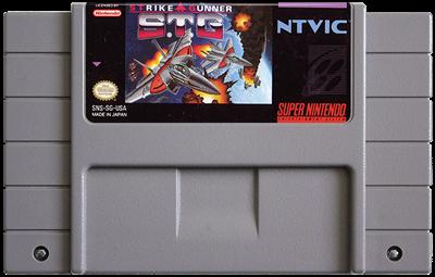 Strike Gunner: S.T.G - Fanart - Cart - Front