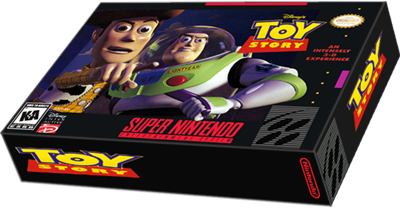 Toy Story - Box - 3D