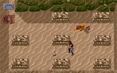 Dark Sun: Shattered Lands - Screenshot - Gameplay