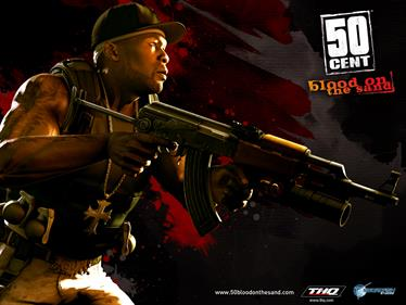 50 Cent: Blood on the Sand - Fanart - Background