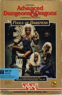 AD&D Forgotten Realms Vol. IV: Pools of Darkness