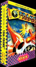 10th Frame - Box - 3D
