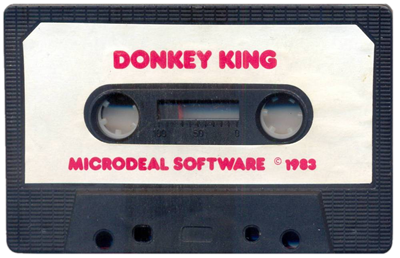 Donkey King - Cart - Front