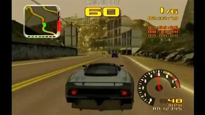 TD Overdrive: The Brotherhood of Speed - Screenshot - Gameplay