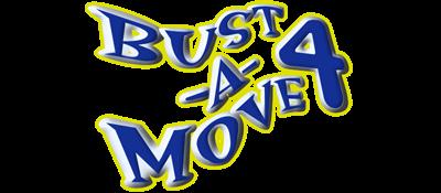 Bust-A-Move 4 - Clear Logo