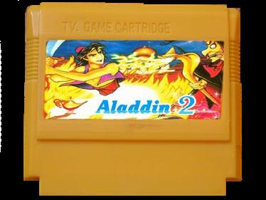Aladdin II - Cart - Front
