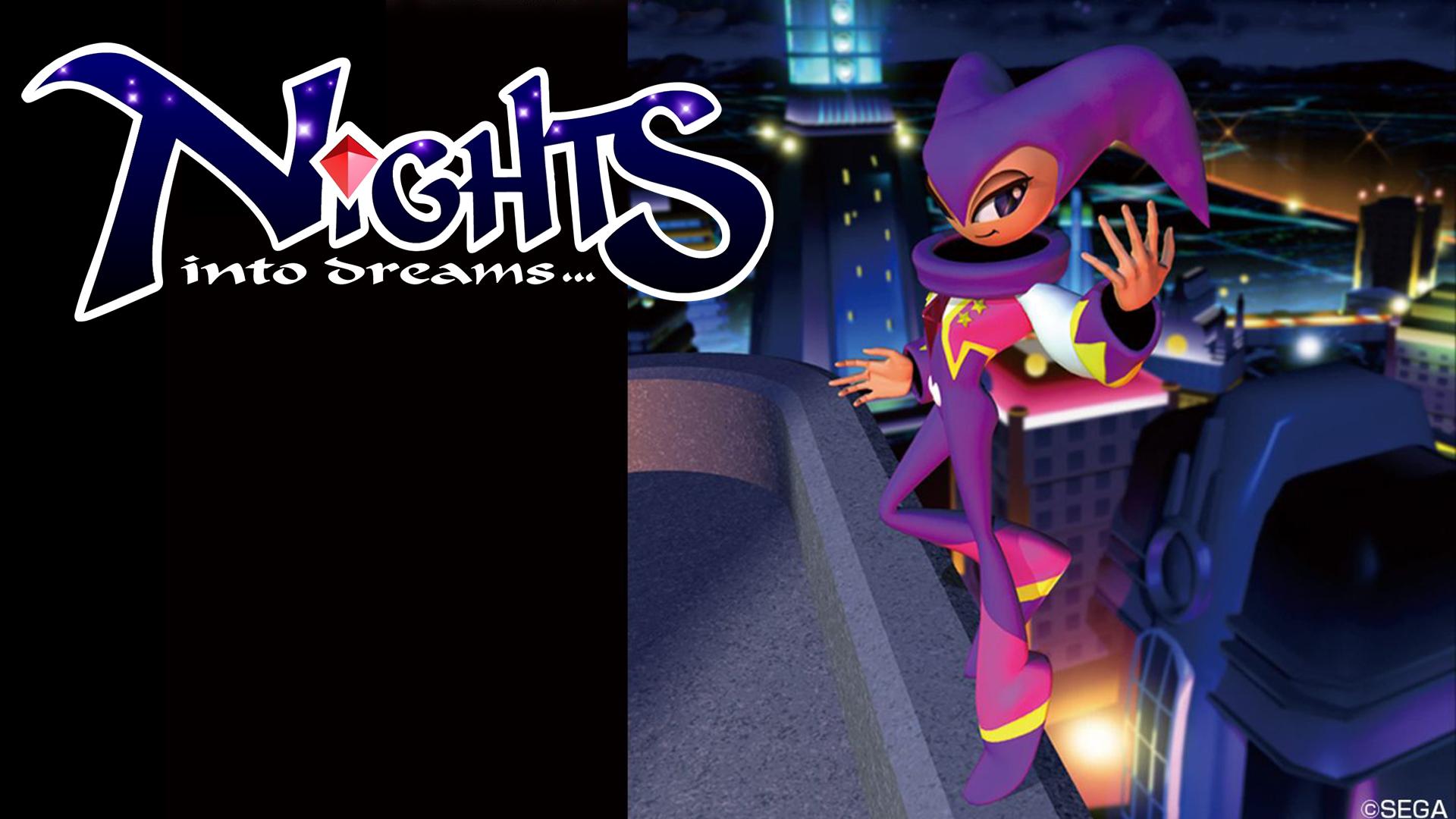 Sega Nights Fanart