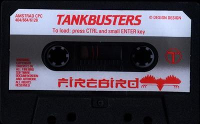 Tank Busters - Cart - Front