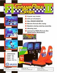 F-1 Grand Prix Star II