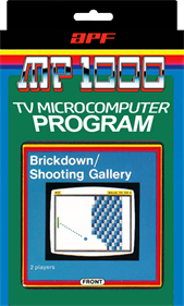 Brickdown / Shooting Gallery