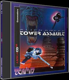 Alien Breed: Tower Assault - Box - 3D