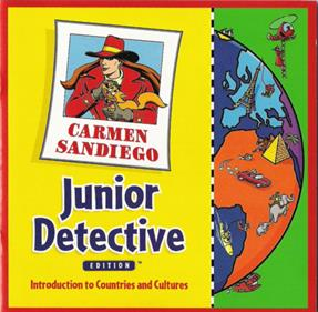 Carmen Sandiego: Junior Detective Edition